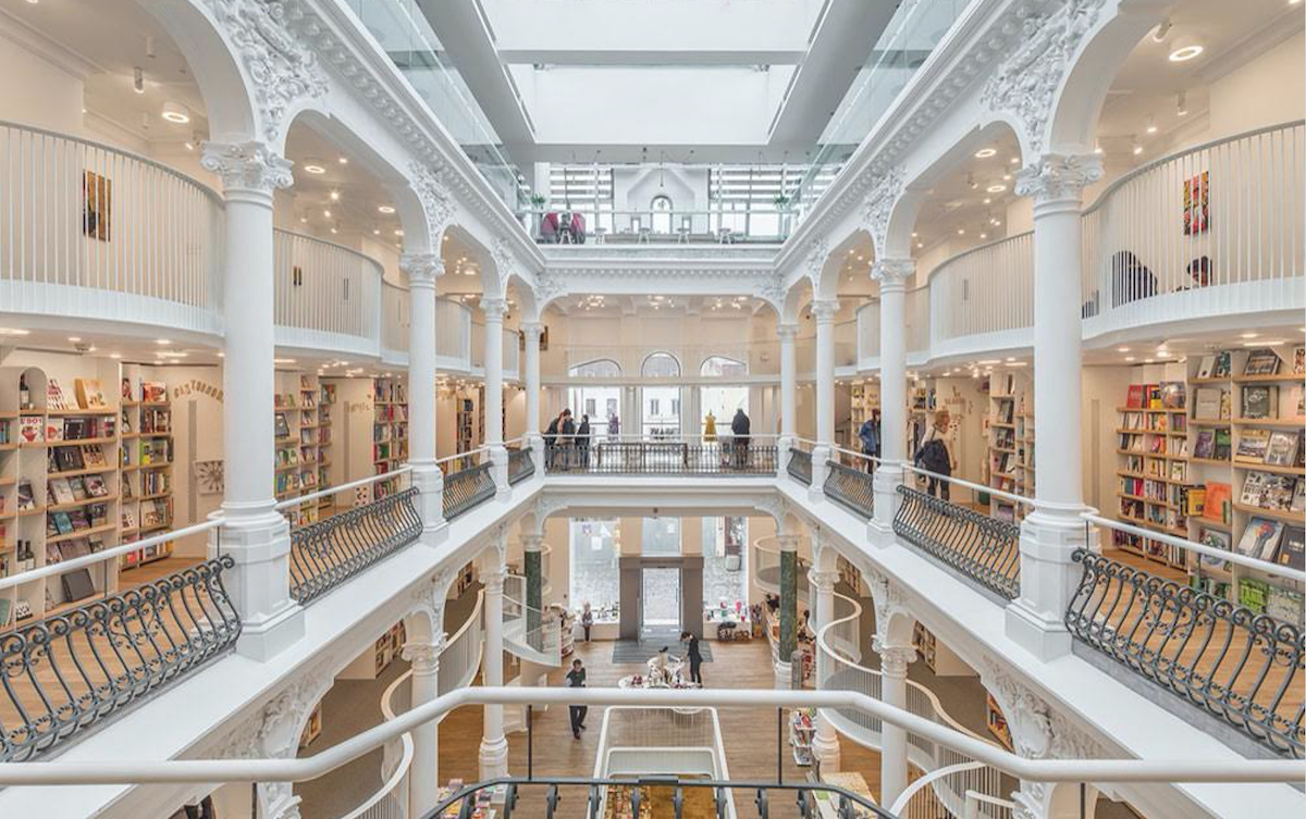 Boutique bookshops: slices of literary paradise across the New East