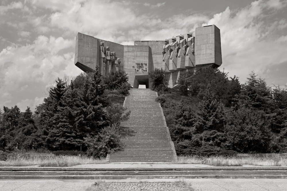 Nikola Mihov: meet the photographer exploring the forgotten communist-era monuments of Bulgaria