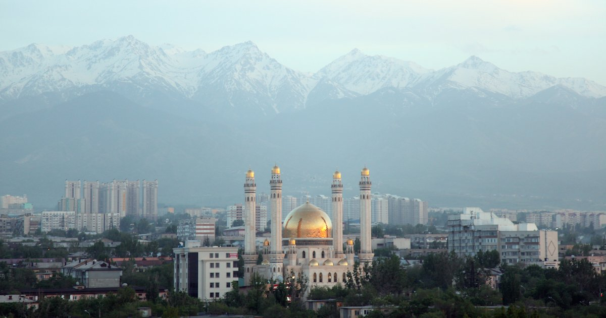 Joanna Lillis enters the world of Kazakh 'returnees' in an extract from her new book