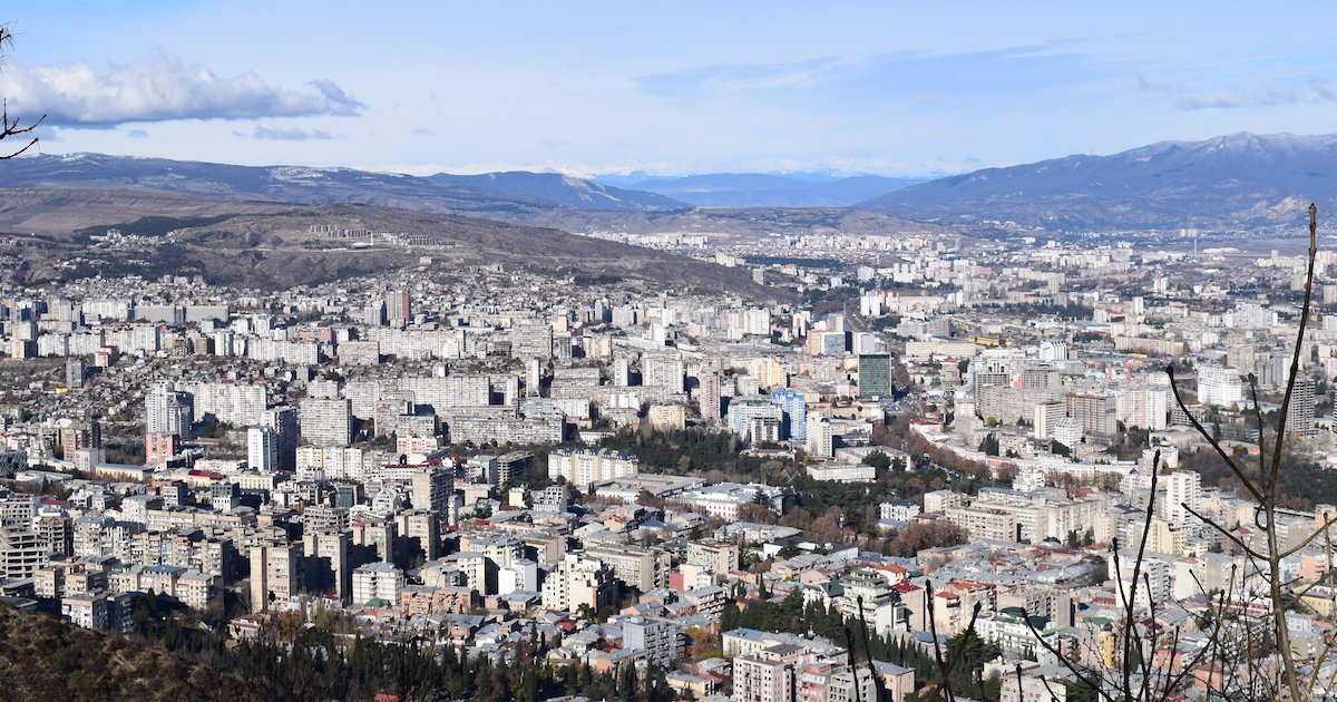 Tbilisi Architecture Biennial: can informal architecture save the city?