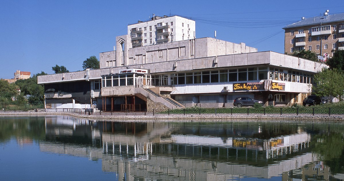 A last glimpse of Moscow's beautiful and derelict Soviet cinemas