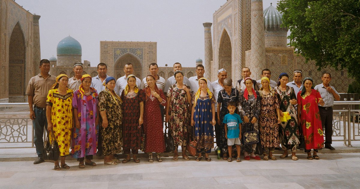 How a roadtrip across Uzbekistan became a celebration of multi-generational womanhood