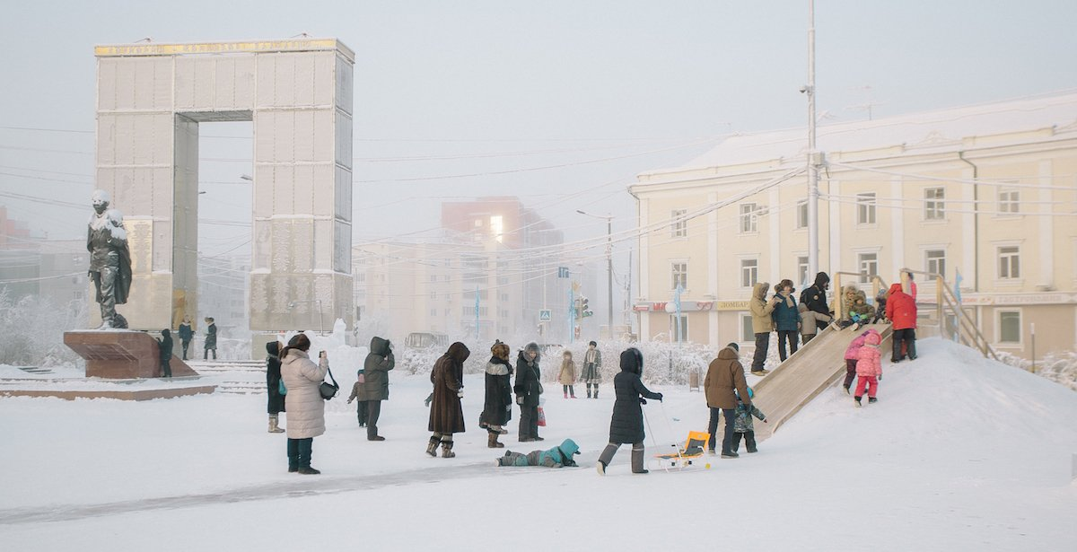 In Russia's Far East, the Nanai community are adapting to new ways of life