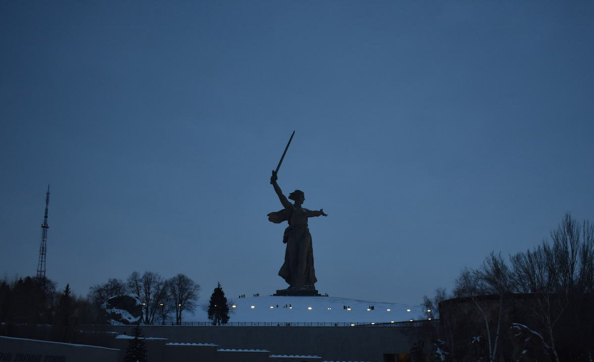 Letter from Stalingrad: Volgograd goes back in time as it remembers its darkest hour