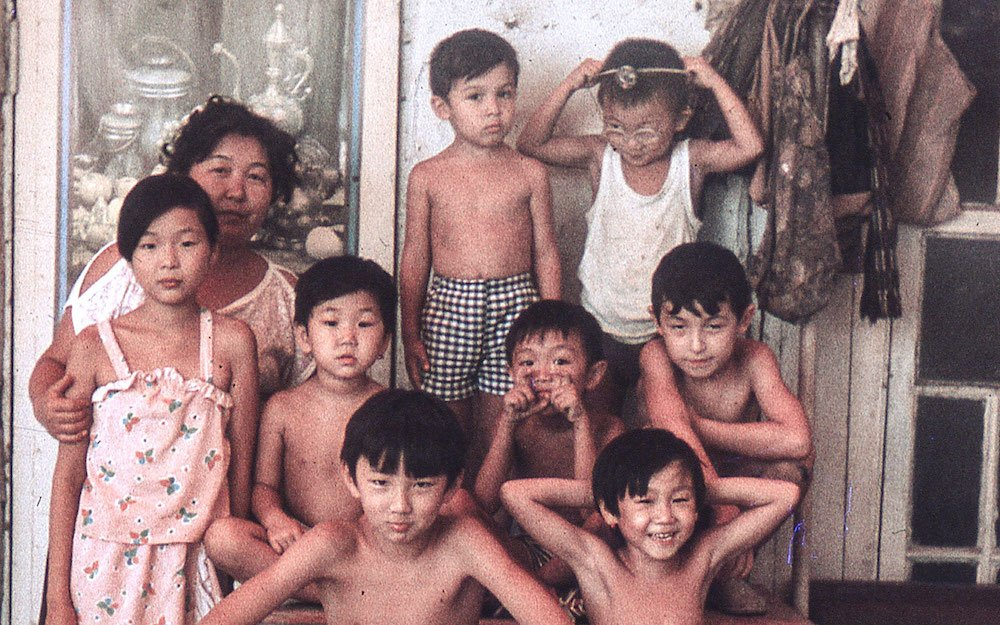 My Soviet-Korean family: archive photos show life between two cultures in communist Uzbekistan