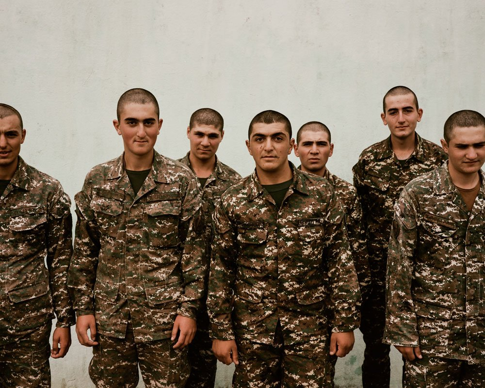 The silent war: documenting the harsh reality of being a young male in Nagorno-Karabakh