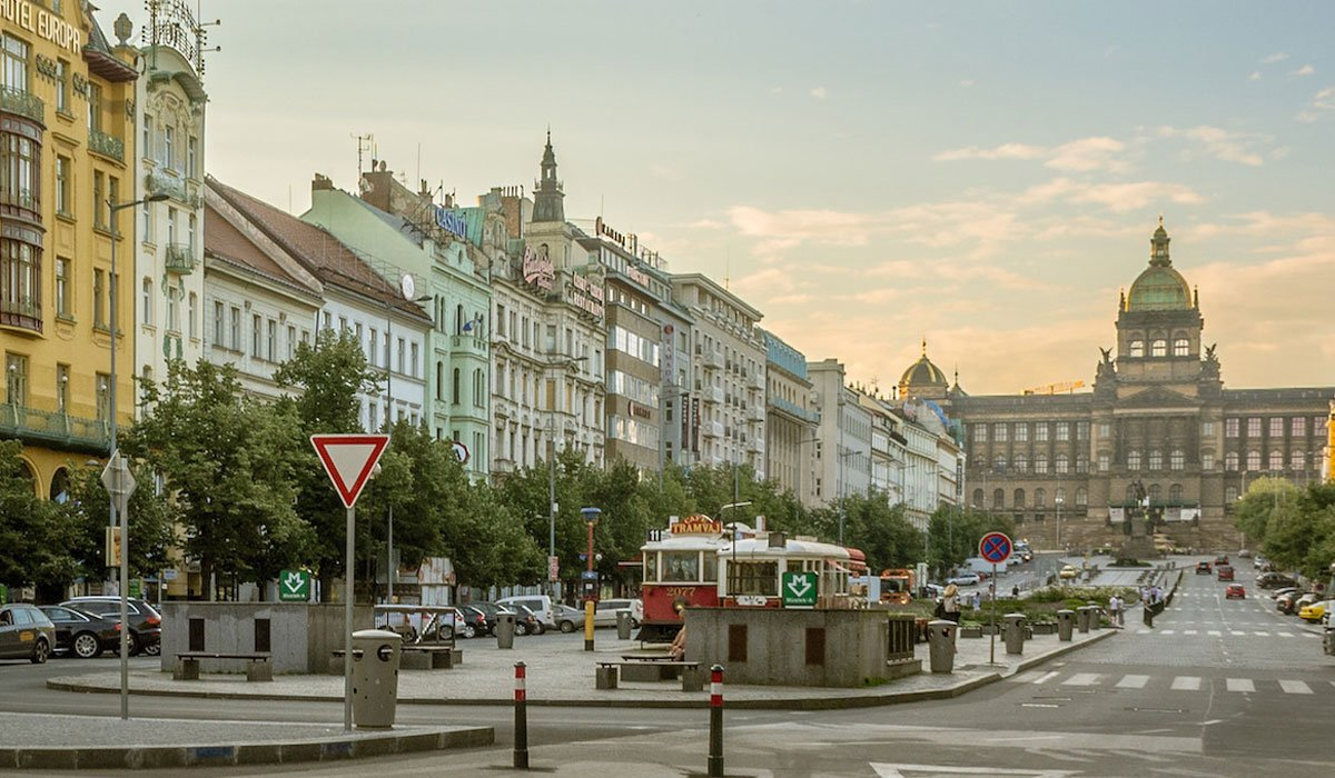 Hidden legacy: your walking guide to communist Prague