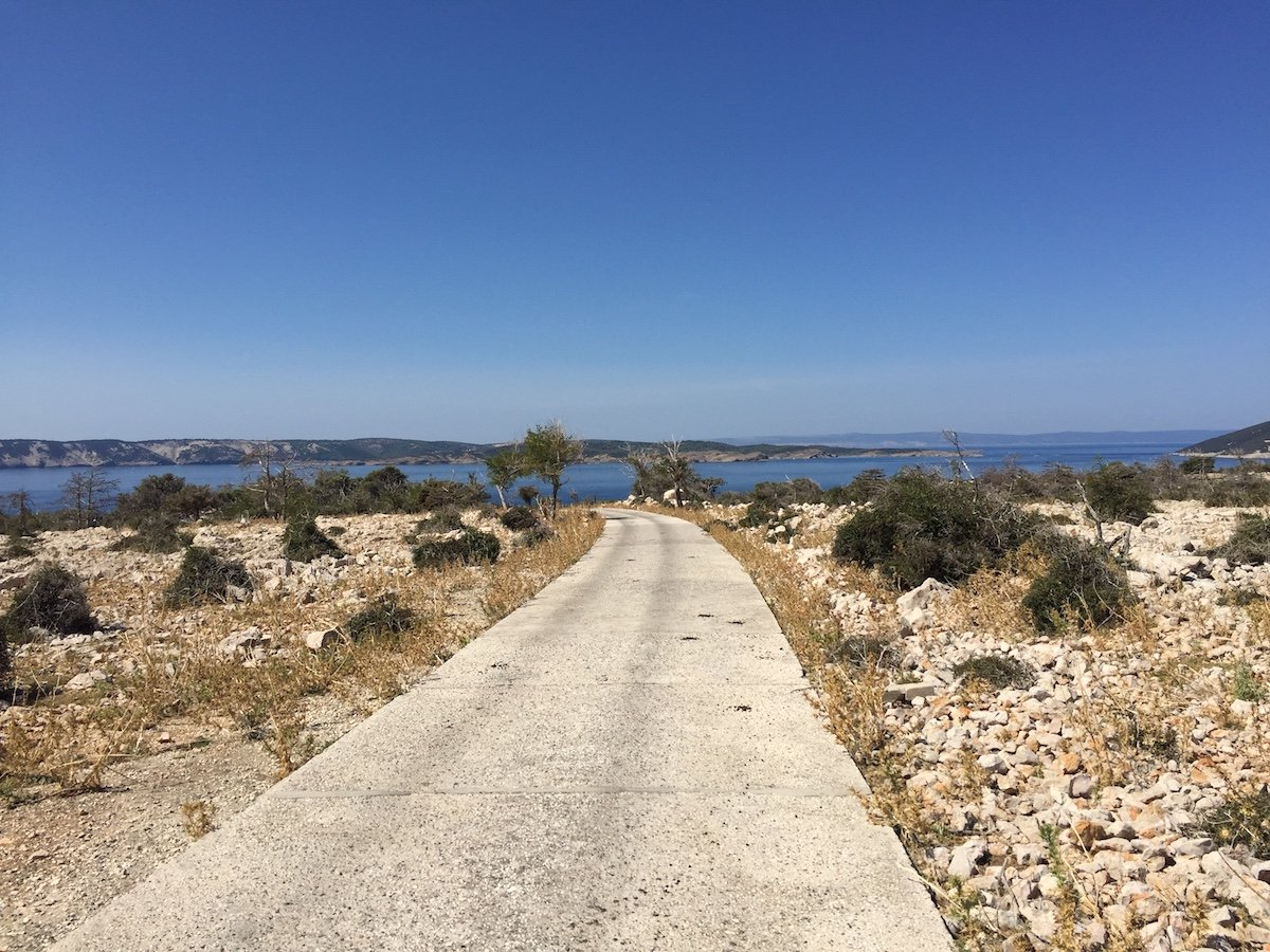 Letter from Goli Otok: I visited the 'Croatian Alcatraz' where my grandfather was imprisoned