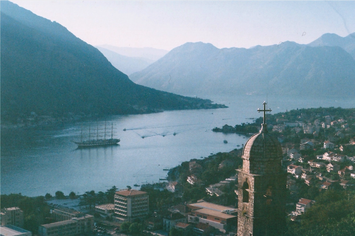 Letter from the Bay of Kotor: searching for authenticity in Montenegro's tourist idyll