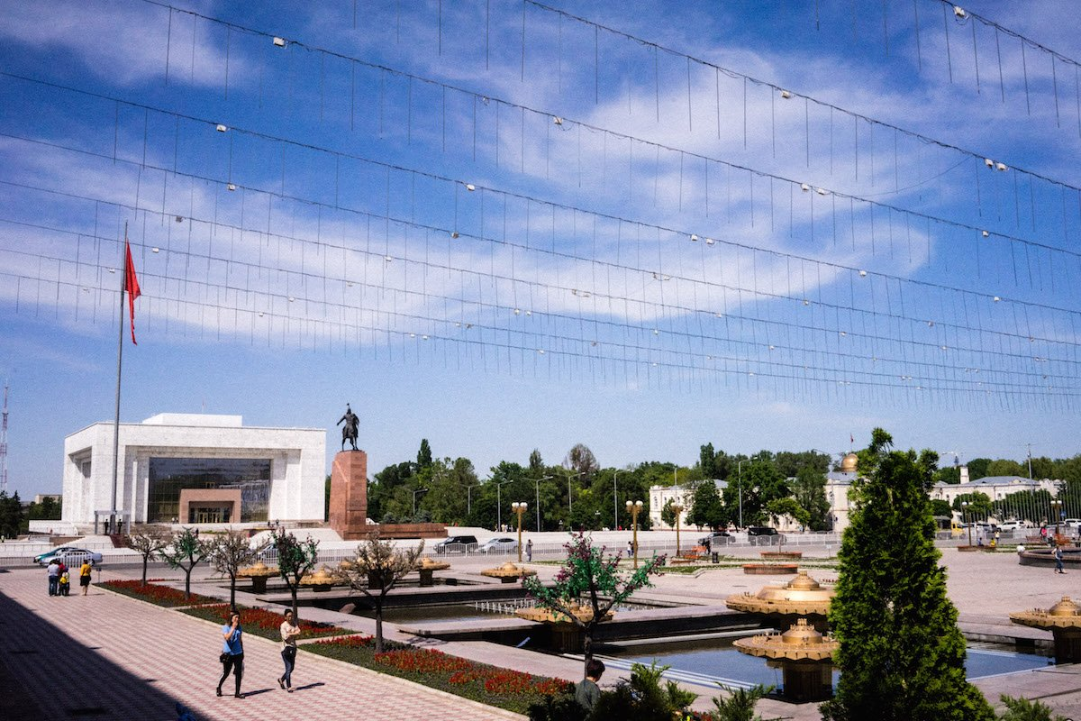 Letter from Bishkek: Soviet utopia meets postmodern charm in Kyrgyzstan's garden city capital