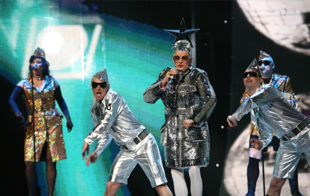 Verka Serduchka: a drag queen's guide to infiltrating post-Soviet pop culture