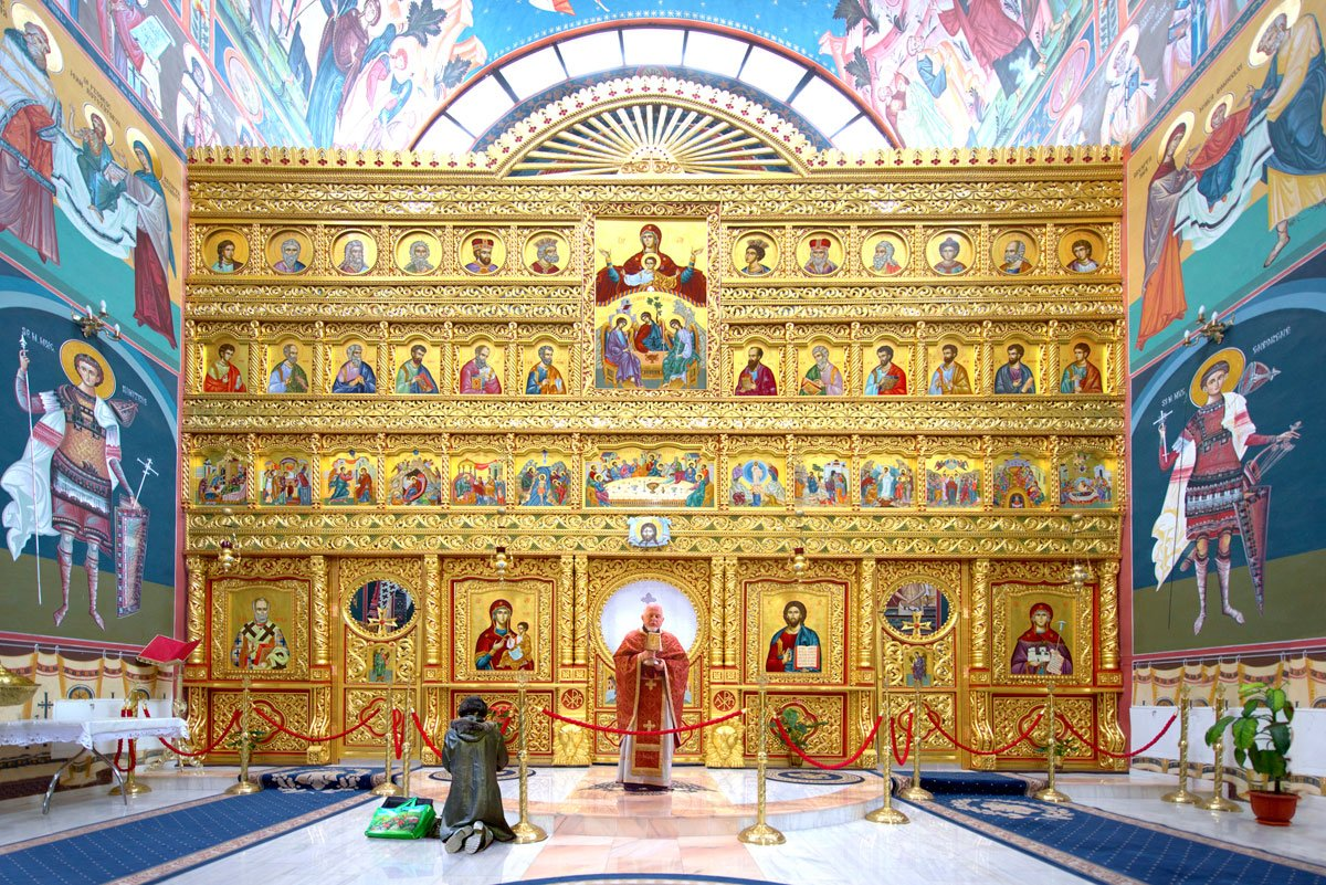 Antal Bánhegyesy: shooting Romania's opulent Orthodox churches