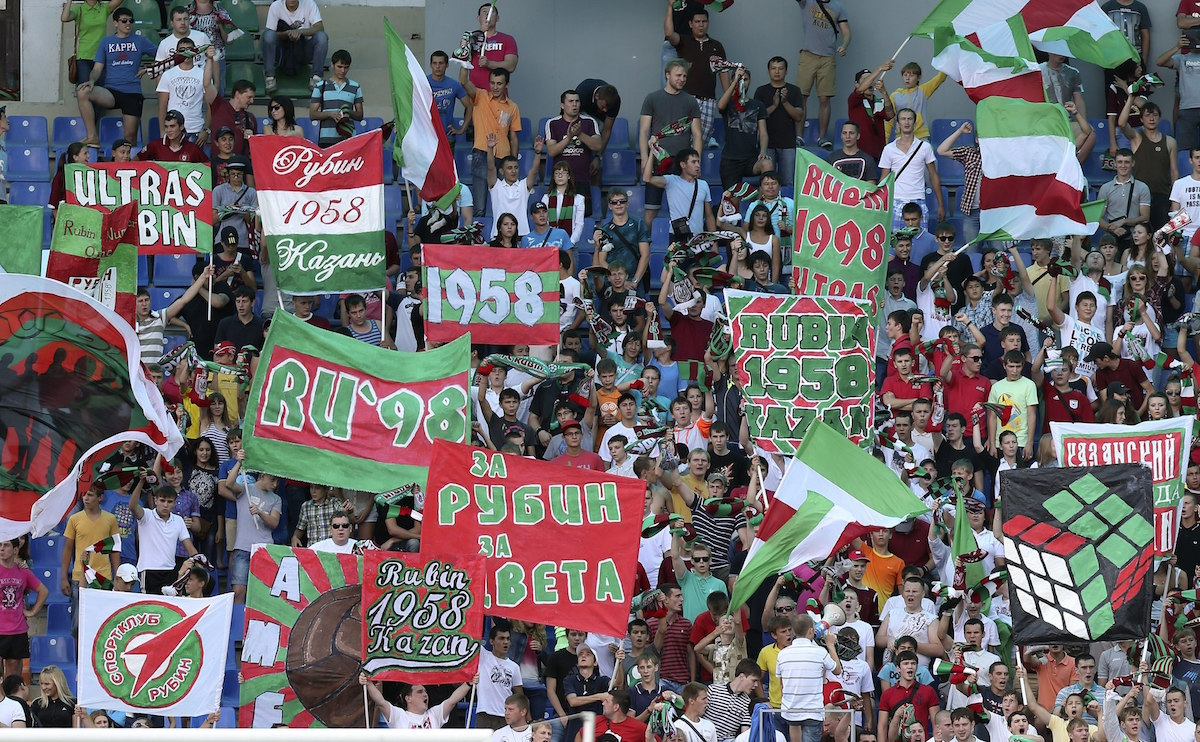 One night in Barcelona: Kazan's football team was once on top of the world. What went wrong?