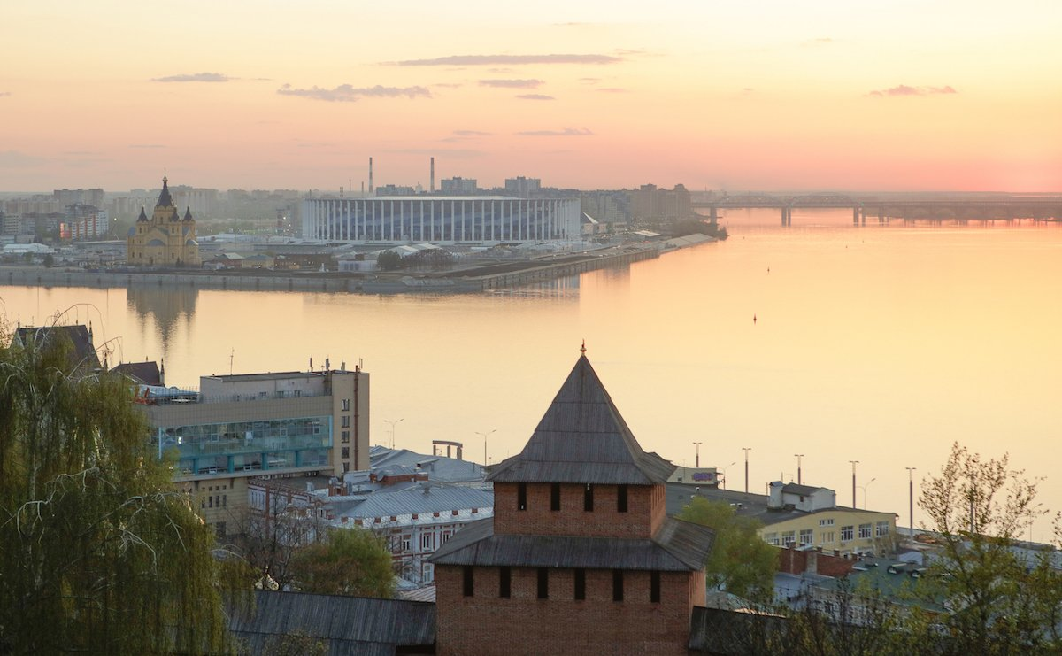 A tale of two cities: Kirill Kobrin on the changing names and faces of Nizhny/Gorky