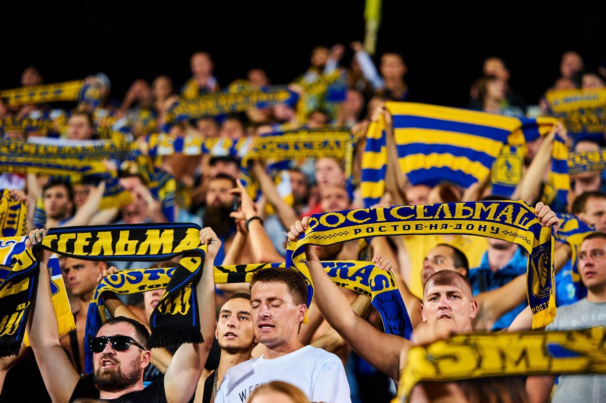 Year abroad: on the road with FC Rostov during their season challenging Europe's elite
