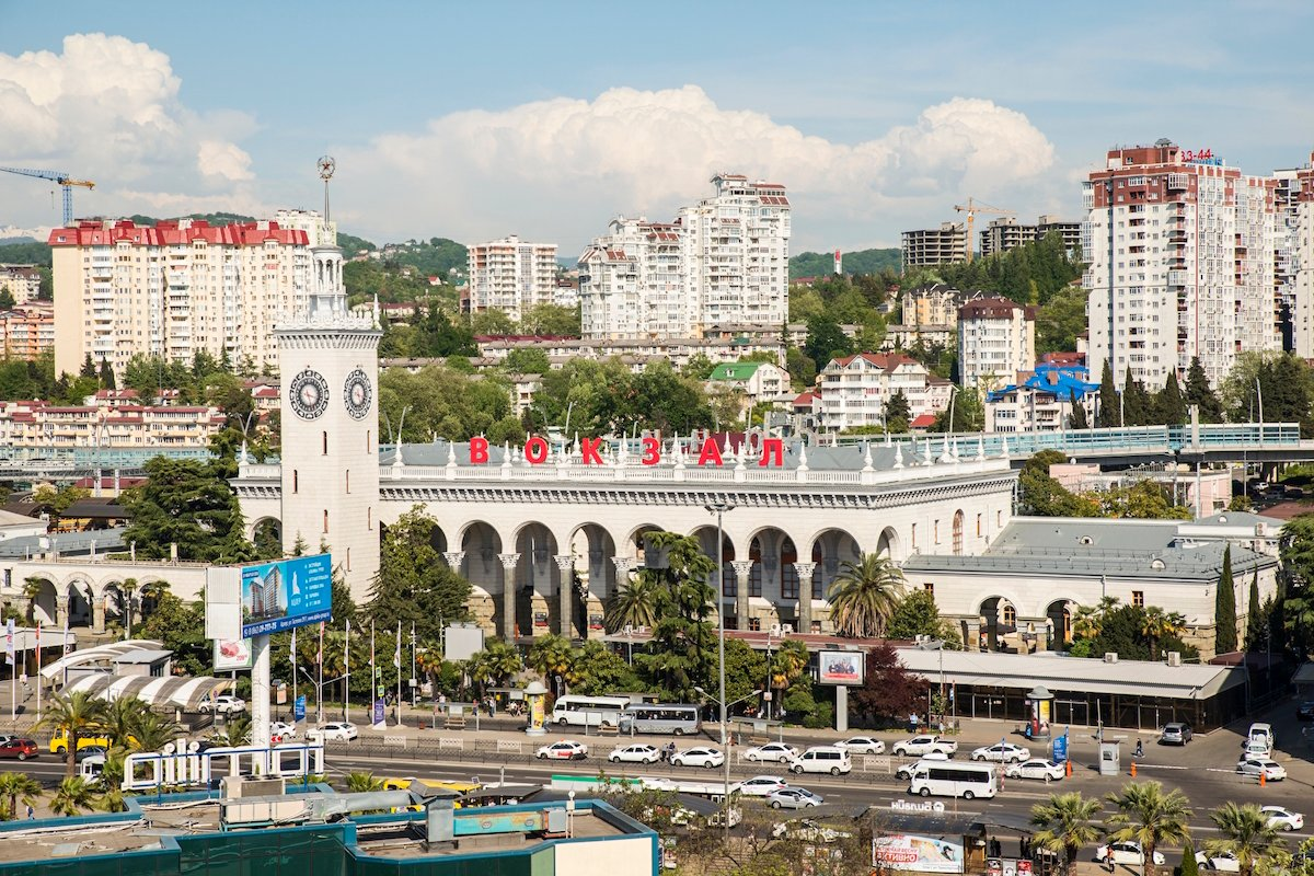 Out on the town: your guide to Russia's tropical city on the Black Sea
