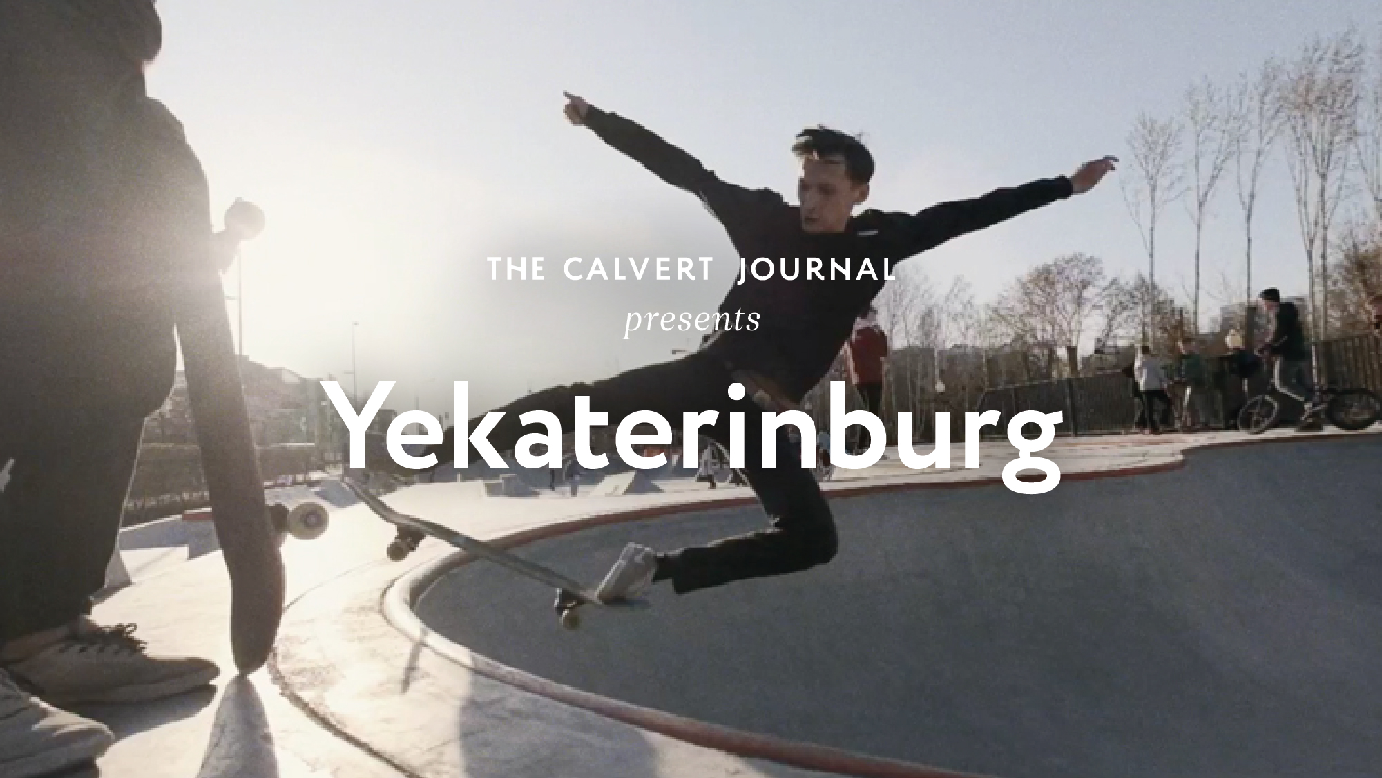Close up: get to know the Constructivist architecture and spirited nightlife of Yekaterinburg