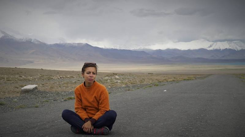 Meet the woman fighting to create a new wave of DIY filmmaking in Tajikistan