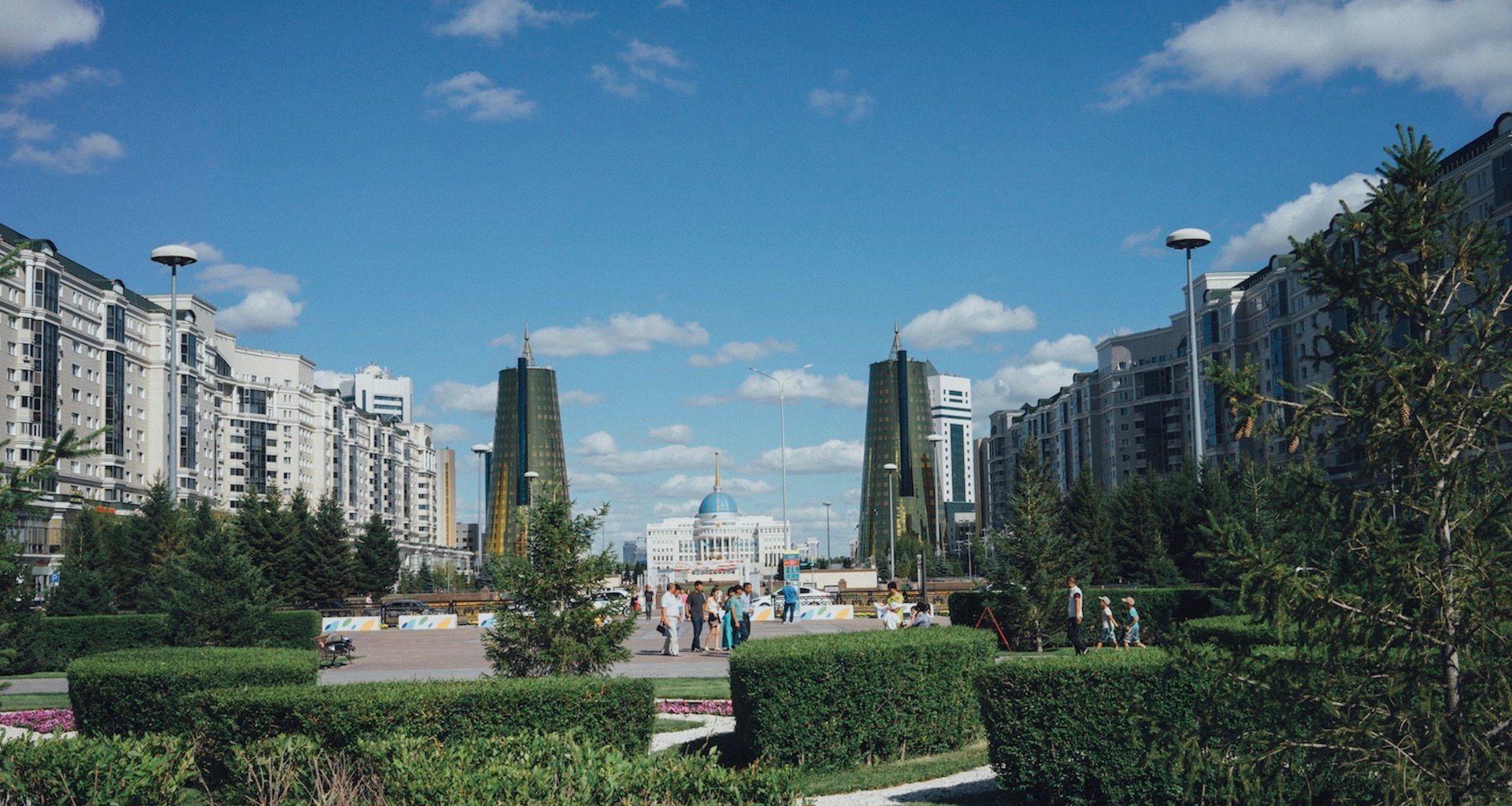5 minute guide to Nur-Sultan: eat, drink, and party in Kazakhstan's newly-renamed capital