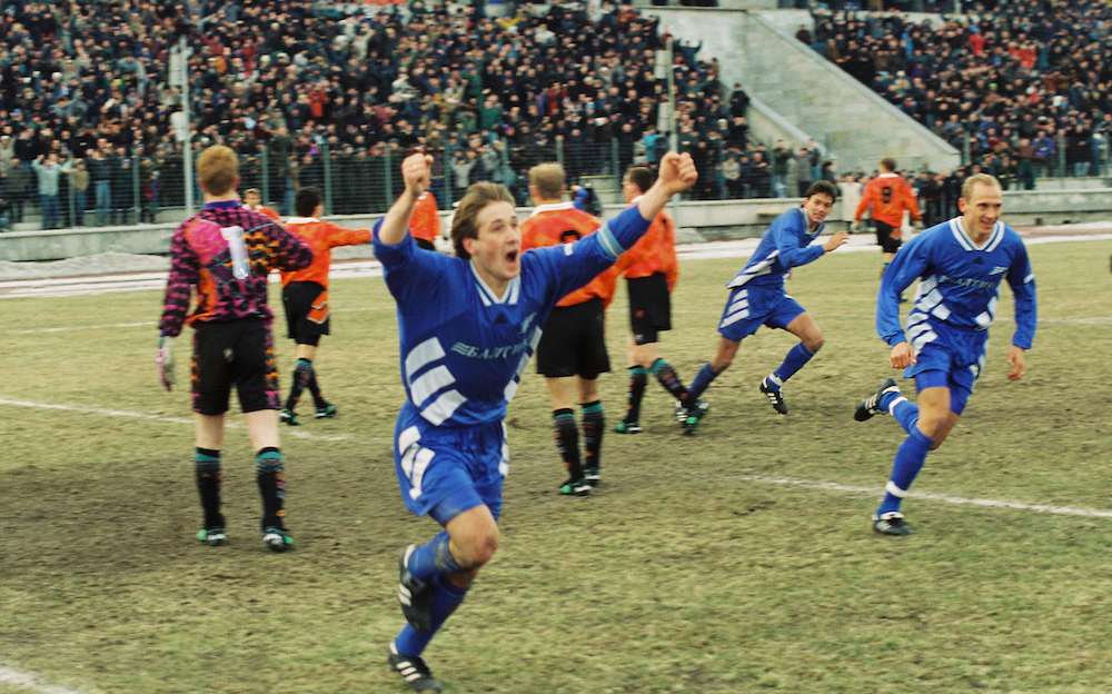 Northern soul: how I fell in love with St Petersburg — through its football team