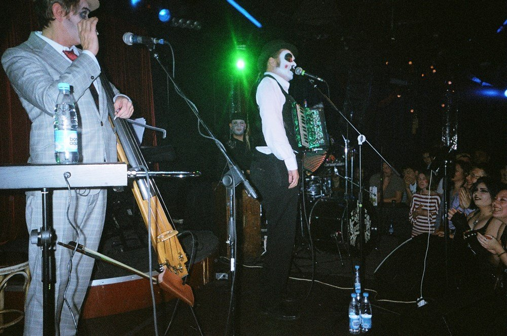 Point of view: cult cabaret act Tiger Lillies' tour of Russia