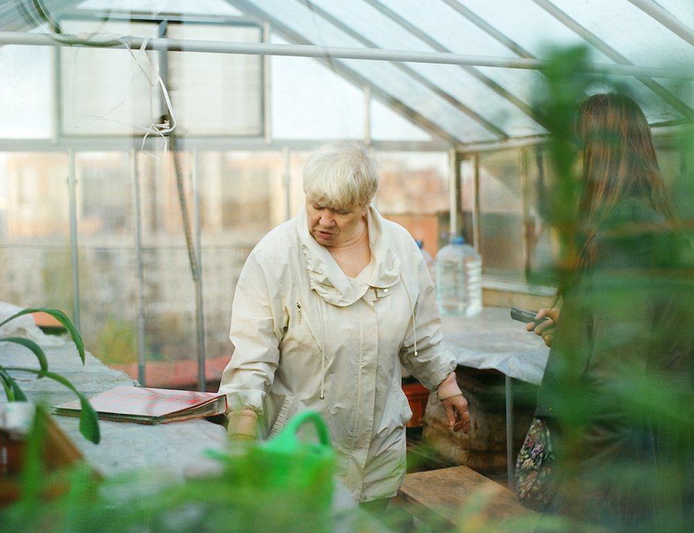 Higher ground: one woman's struggle to bring rooftop gardening to St Petersburg