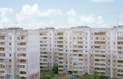 Soviet blocks: how a proletarian paradise was lost