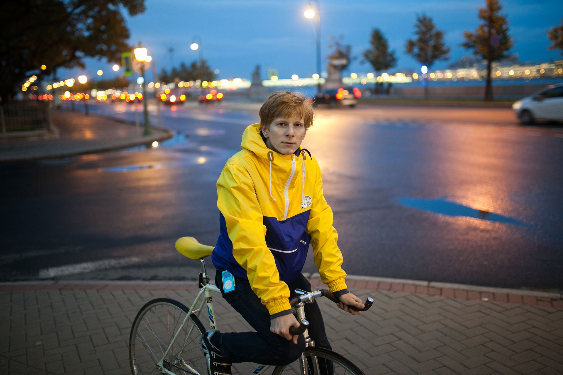 Gear shift: how pedal power is transforming Moscow