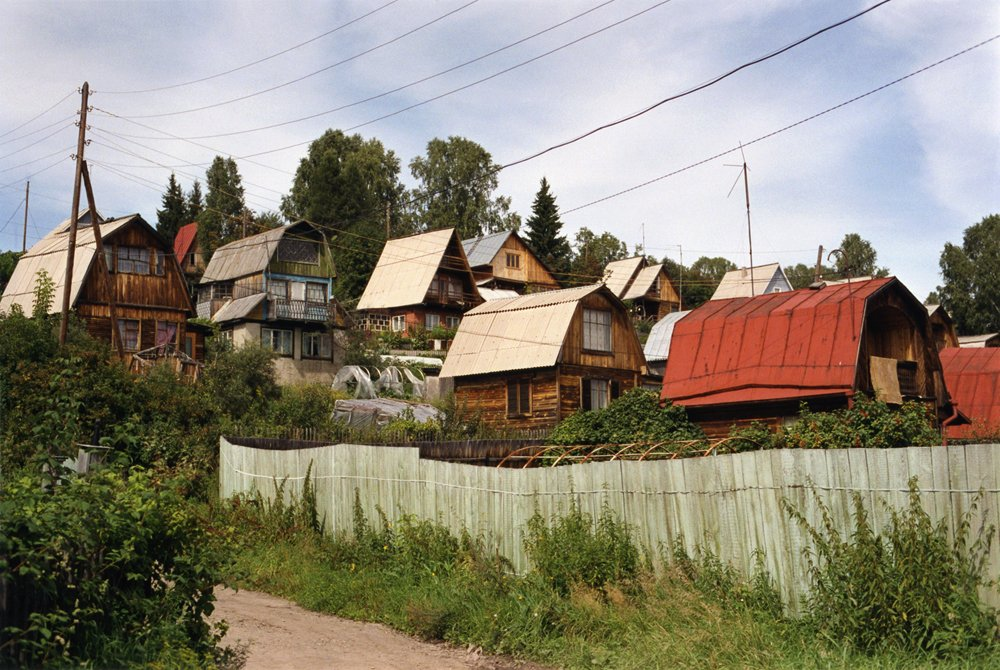 Summerhouse story: in praise of the dacha