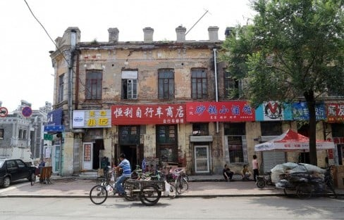 Ghost town: searching for remnants of Russia in the Chinese city of Harbin