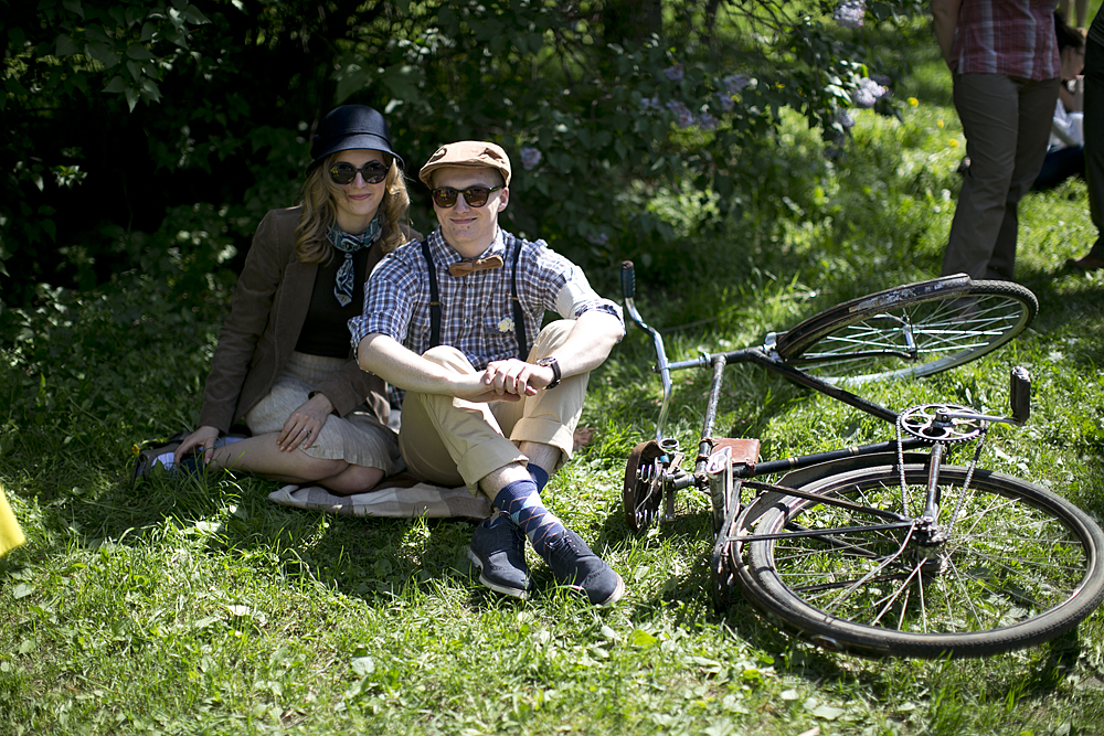 Fix up, look sharp: Moscow's single-speed obsession