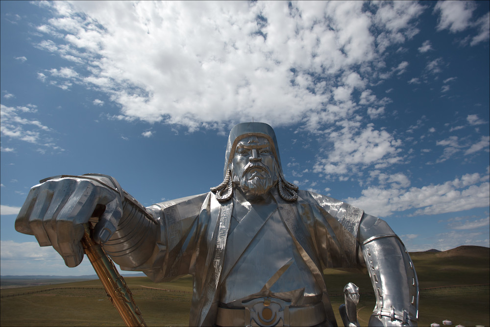 Golden hoard: invading nomads in Russia and China
