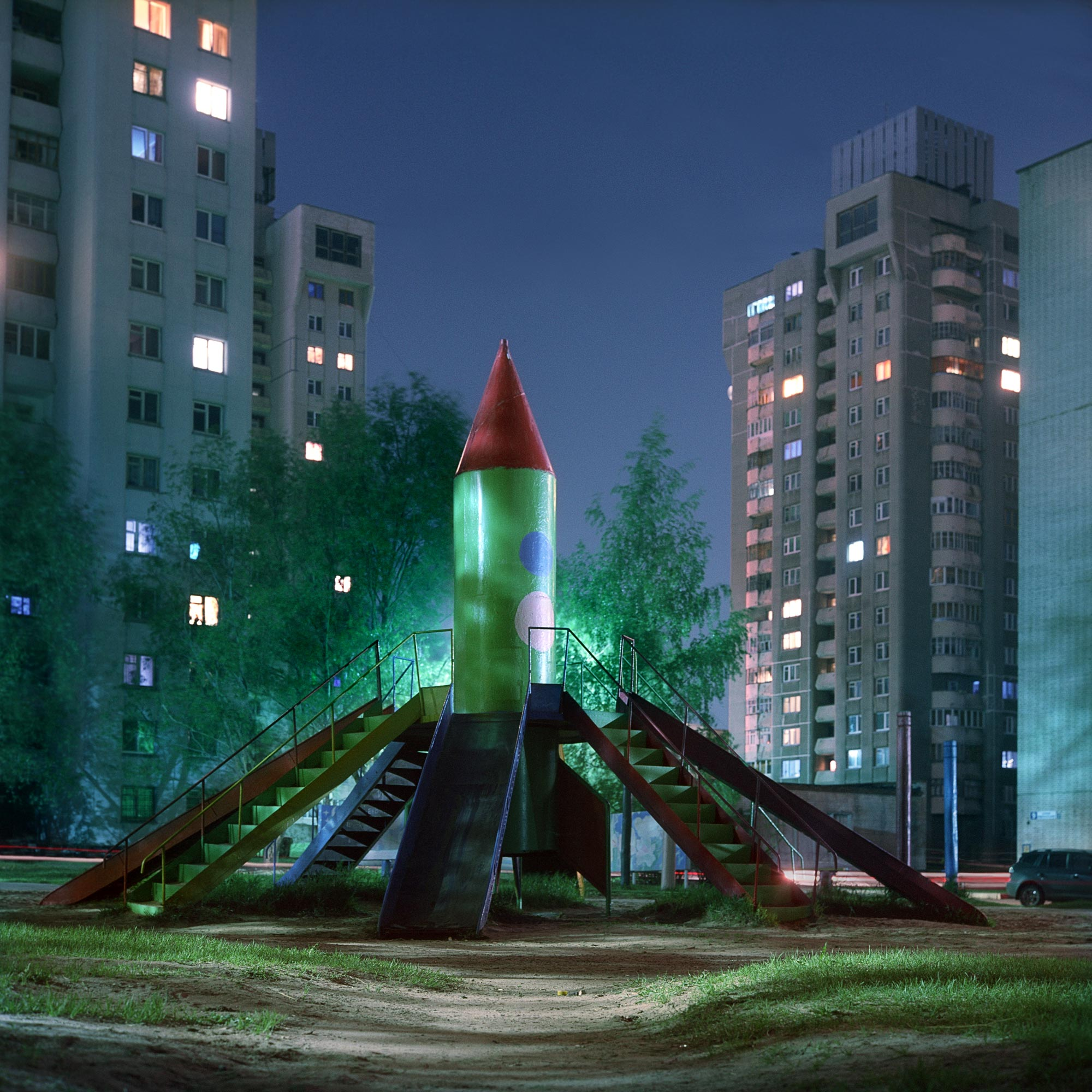 Rockets away: how Soviet space dreams became child's play