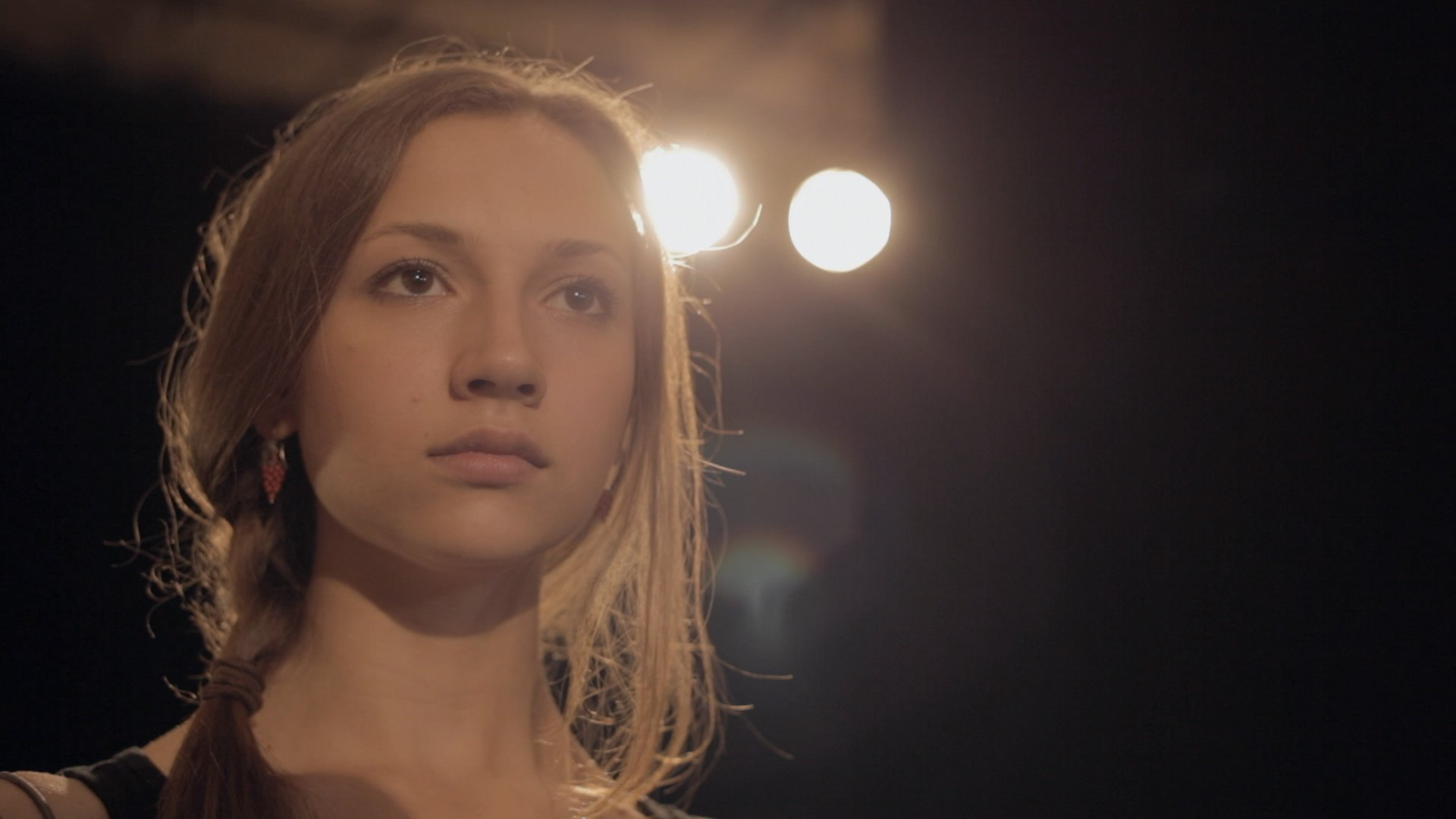 Light touch: director Angelina Nikonova swaps tragedy for comedy in new film