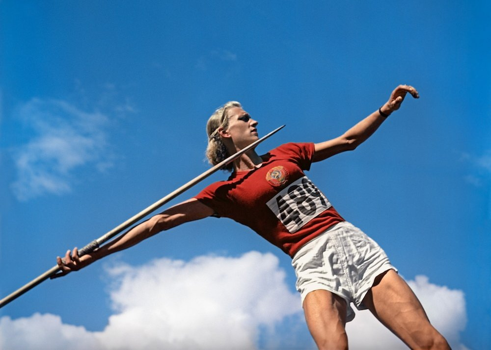 Days of glory: picturing Soviet Russia's Olympic legacy
