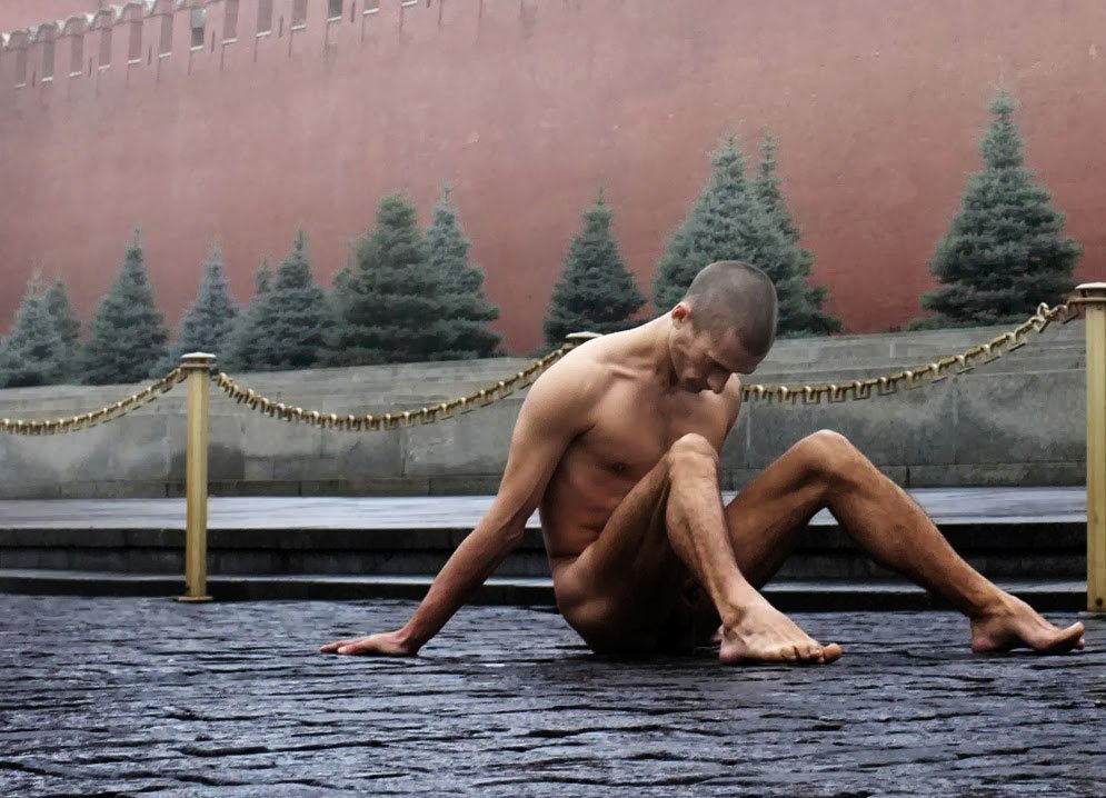 Acts of resistance: Pyotr Pavlensky on performance art as protest