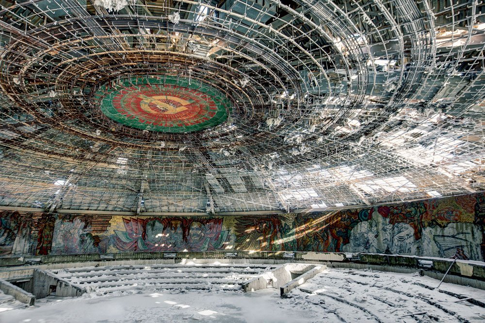 Beauty and the east: allure and exploitation in post-Soviet ruin photography