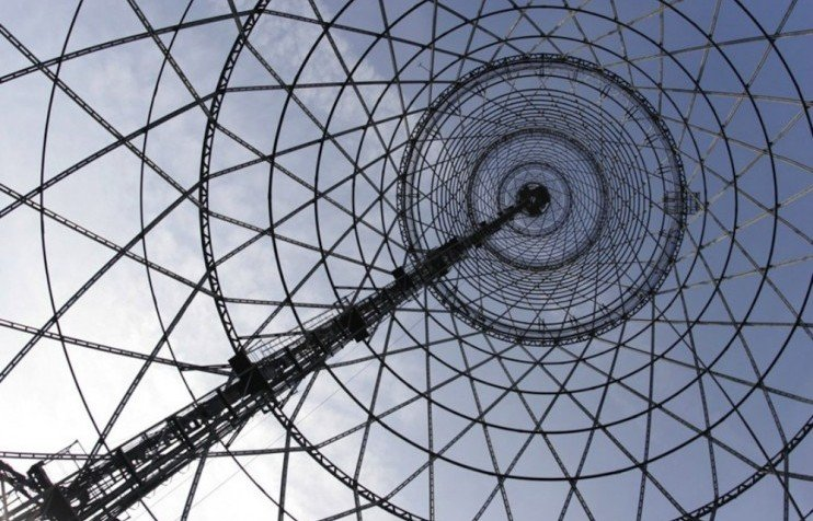 High risk: Moscow's iconic Shukhov Tower is under threat