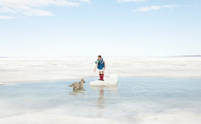 Cold spell: Evgenia Arbugaeva's mesmerising photogaphs of a vanishing town