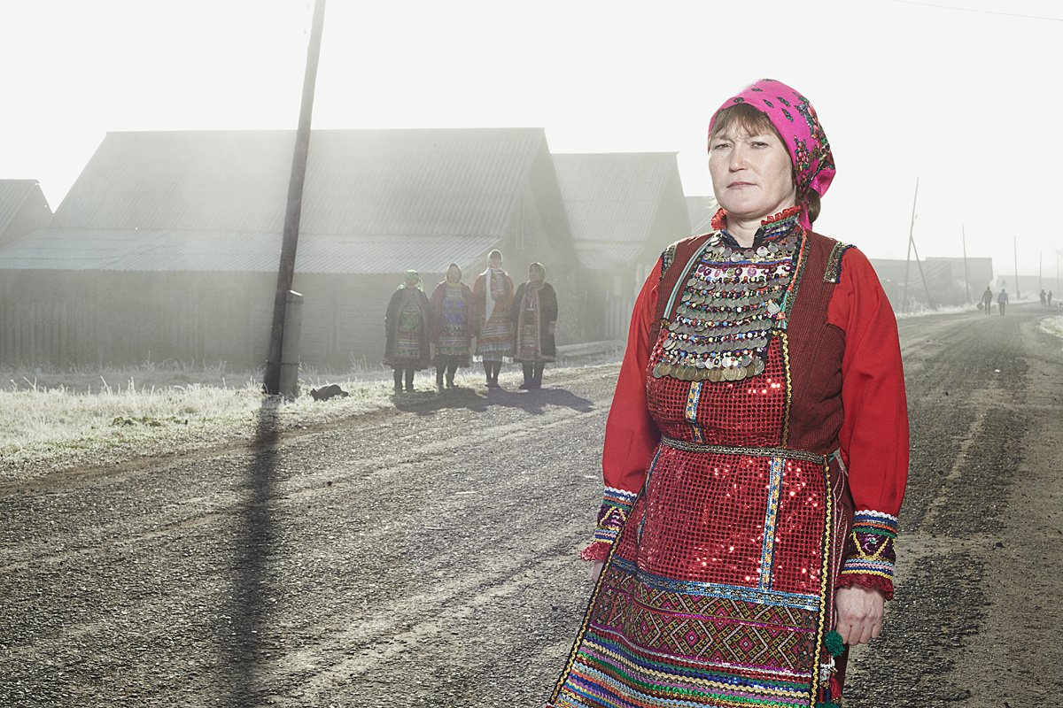 Good look: picturing the changing face of Russia