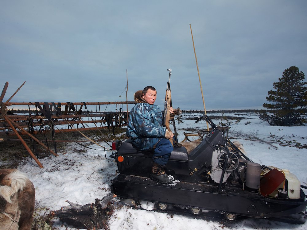 Edgelands: portraits of the Russian north