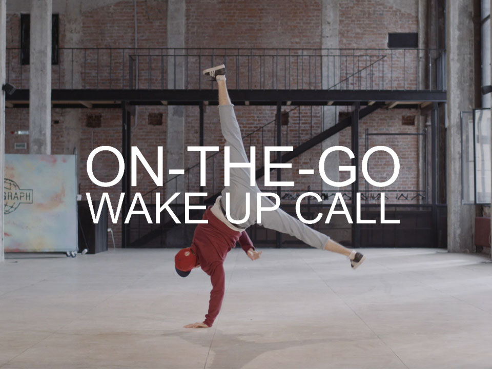 On-The-Go - Wake Up Call