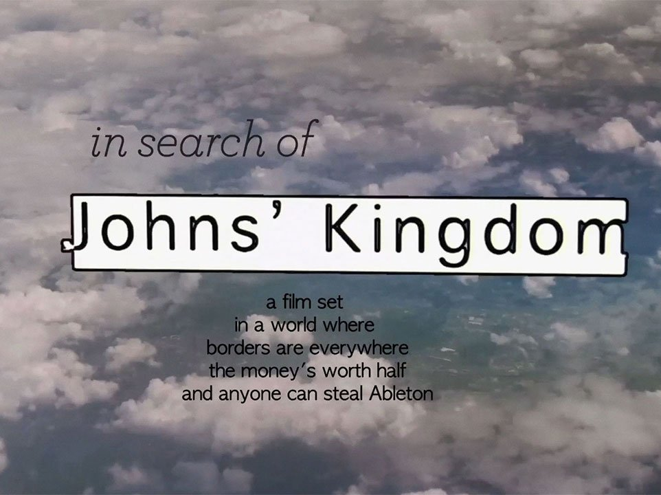 In search of Johns' Kingdom