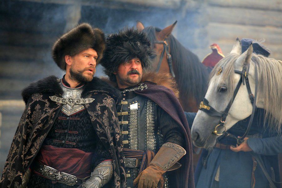 Dress to suppress: East European geopolitics and the costume drama