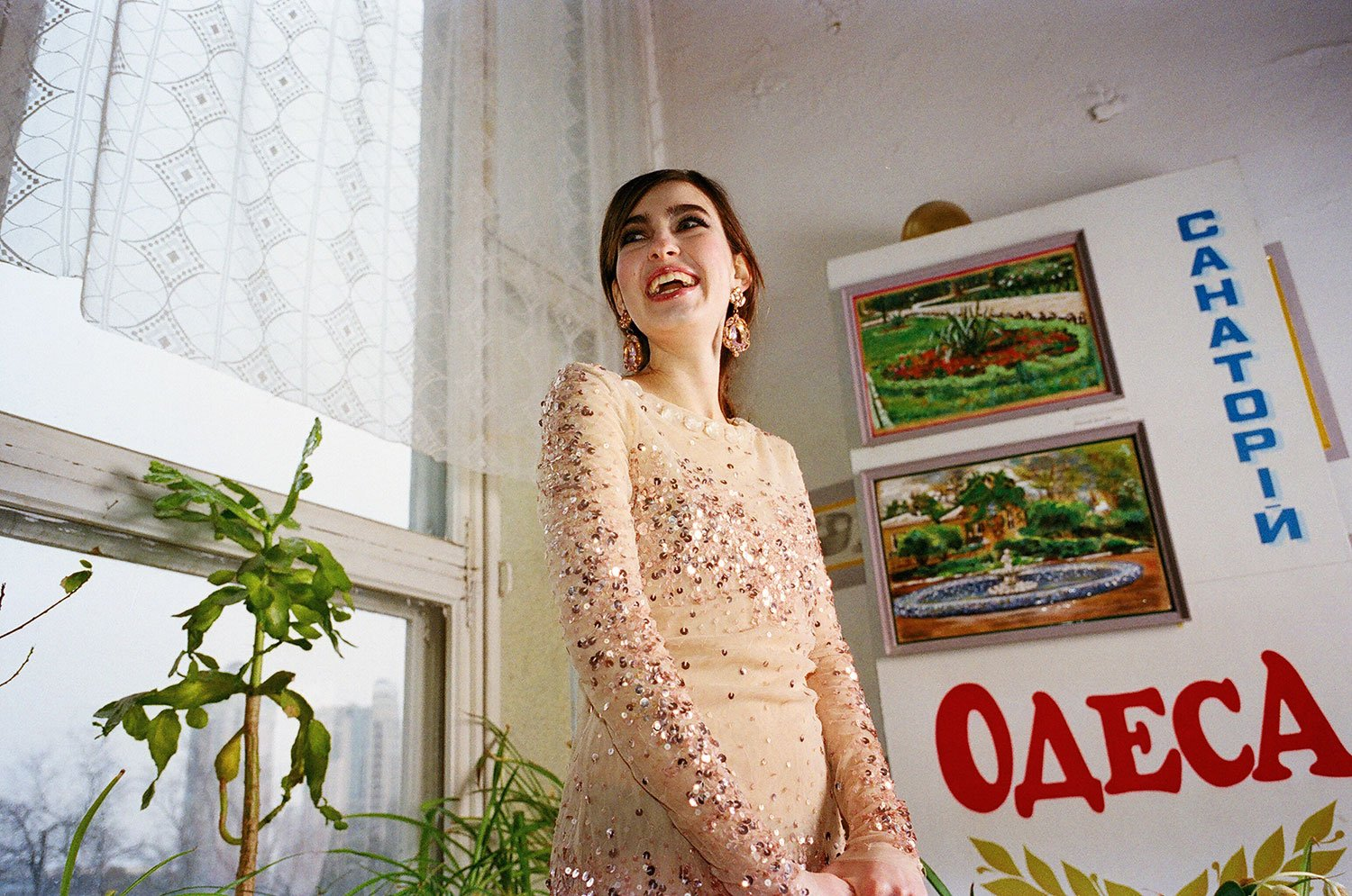 Vintage charm: three female photographers capture the beauty of Odessa