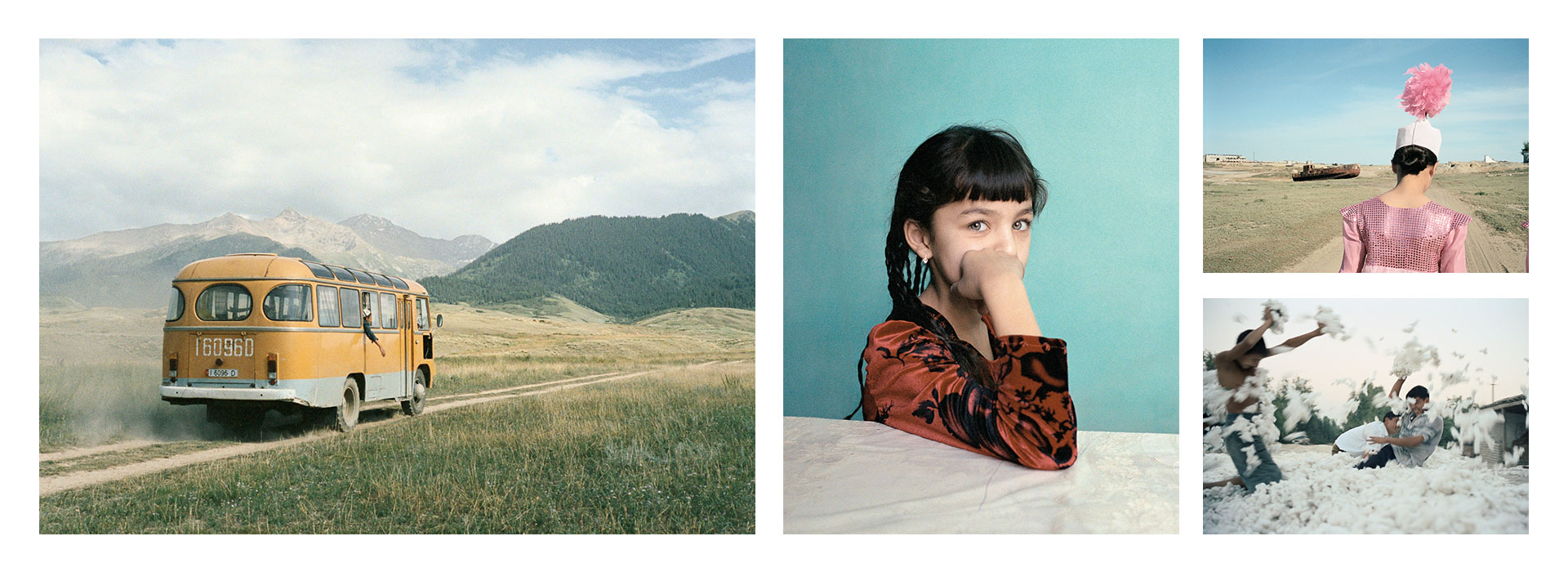 Out of steppe: a photographic odyssey into the heart of Central Asia