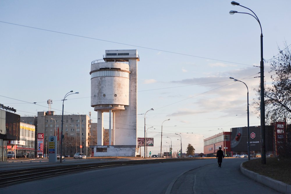 Letter from Yekaterinburg: can Yeltsin's city rebrand itself as the capital of Constructivism?