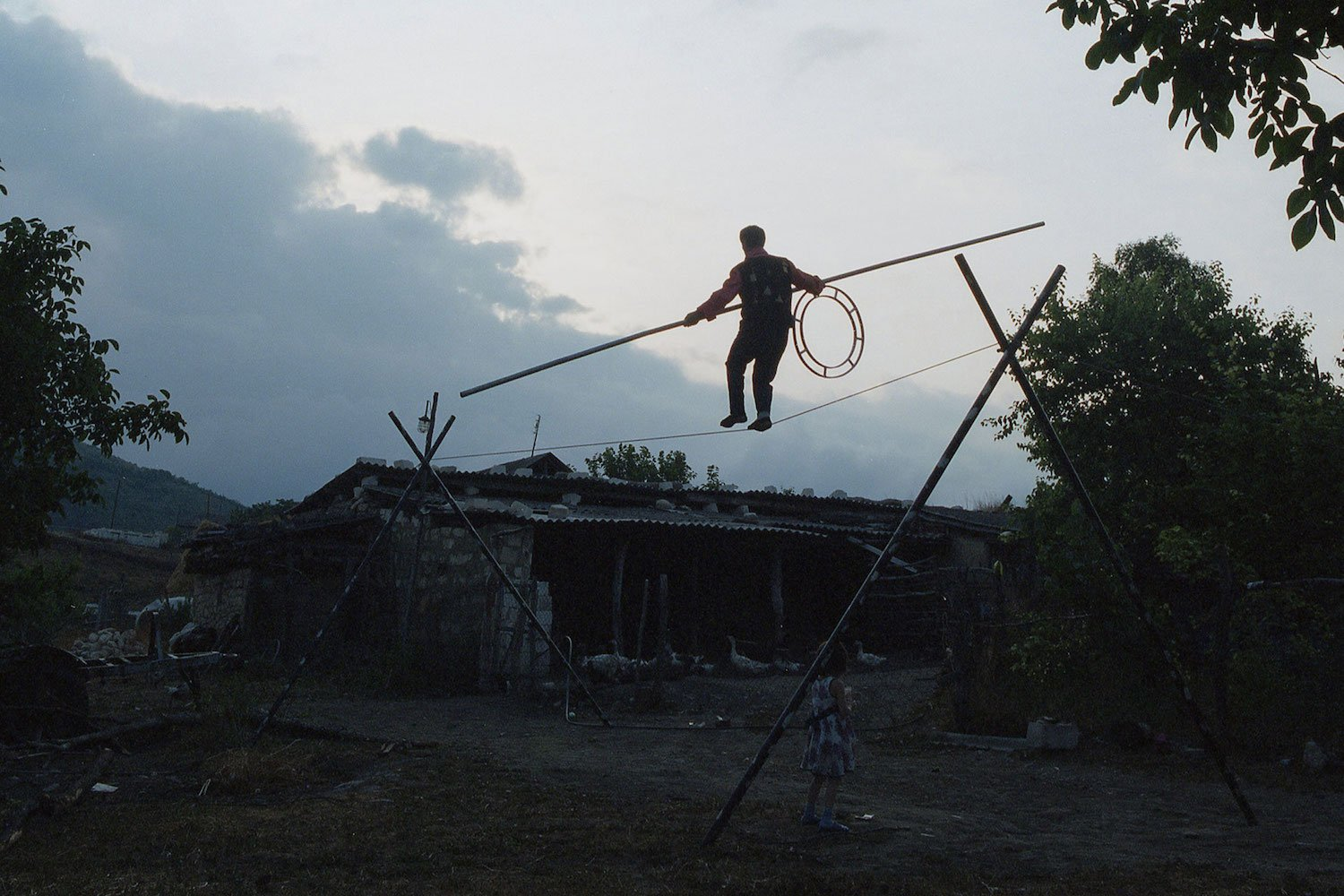 Saving the ancient tightrope tradition of Dagestan
