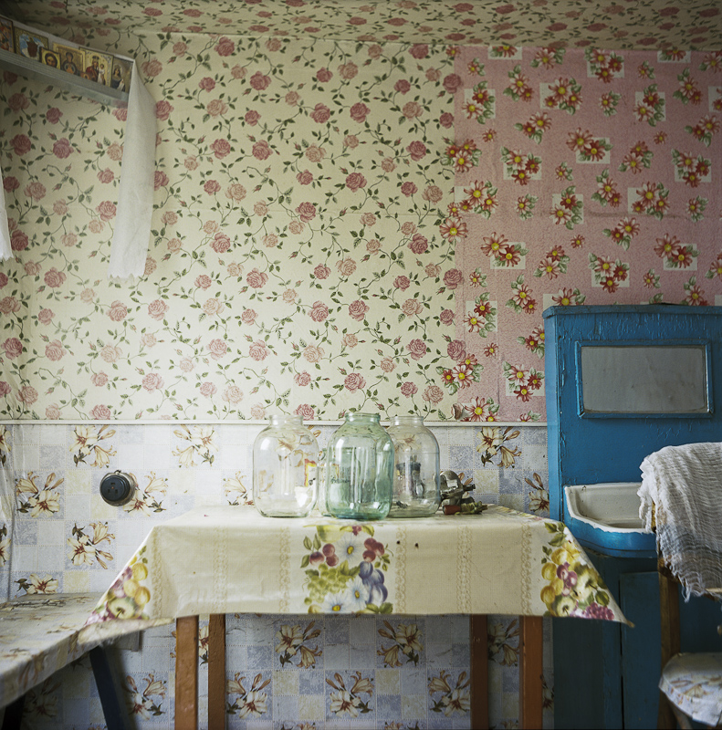 Village chic: uncovering the discreet charm of Russian rural interiors
