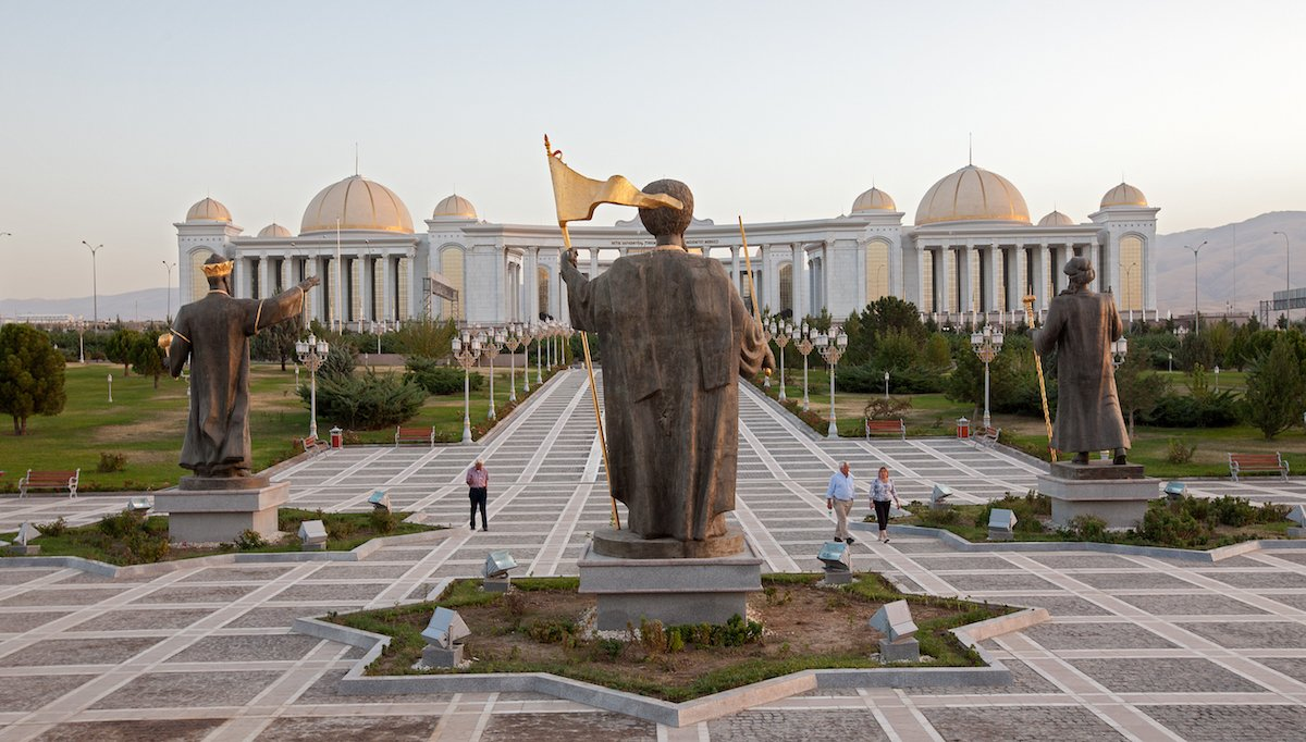 Stranger than fiction: sorting the real from the fake in the bizarre media world of Turkmenistan